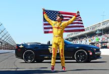 Fast Cars. Race Day. / The best of Indycar, NASCAR, motors.