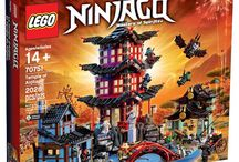 LEGO 70751 Temple of Airjitzu Ninjago new LEGO Exclusive