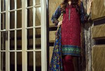 Fall/Winter Collection 2015, Volume 2 with Embroidered Shawls / Like always, HOI has brought a distinctive collection that offers detailed embroidery with artistically designed shawls that will keep you stylish yet cozy.