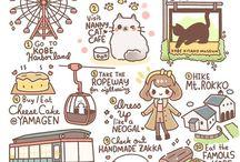 японские города