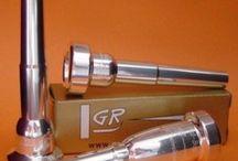 GR Trumpet Mouthpieces / GR Technologies Trumpet Mouthpieces