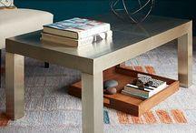 Coffee table / by Emily Clark Sedlak