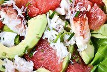 Lunch Ideas / by Jenn Clifford