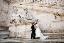 ROME Weddings / Destination Wedding Photographer Rome, Italy - Anna Nersesyan Photography (Cinderella Images) - www.annanersesyan.com