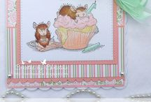 Wyzwanie: Pastelowa kartka dla dziecka | Challenge: Pastel card for kid / Wyzwanie: Pastelowa kartka dla dziecka | Challenge: Pastel card for kid
