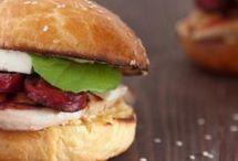 Sandwichs & Burgers