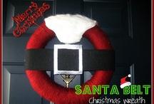 Christmas wreath / by Stephanie Riffitt