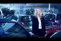 Automobilverkäuferin