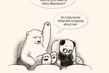 Panda's doska