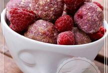 Gesunde Snacks / Gesunde Snacks - herzhaft & süß - für zwischendurch