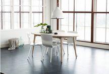 Haslev furniture / Mooie scandinavische meubelen en inspiratie