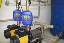 Aplicatii cu produse ESPA / Aplicatii realizate cu sisteme de pompare ESPA.