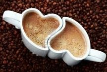 Ahhhh, Coffee, The Liquid Of Life / All types of coffee love