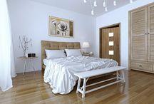 Sypialnia - projekty i aranżacje