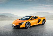 2015 McLaren 650S Spider Full Specs Review