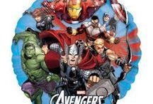 Avengers / Parties supplies Avengers théme