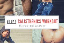 CALISTHENIC