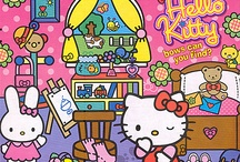 I love Hello Kitty!!! / by Melissa Willis-Houston