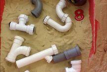 K sandbox play