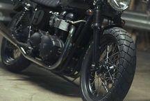 vintage&custom moto