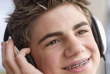 Orthodontic Treatment for Teenagers / Dr. Lewis can help guide you in the right choices for your treatment plan, so that you can feel confident about how you look, even while wearing your braces.