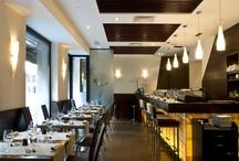 Dining in Milan