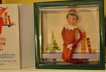 Elf on the shelf / by Beth Gibbons