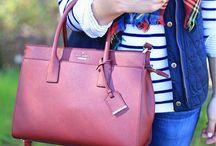Bags, bags everywhere..