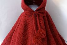 Baby crochet and knitting