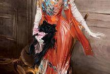 Portraits of Giovanni Boldini