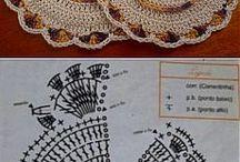 Decoração: Crochê
