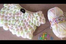 re equitativo niña a crochet