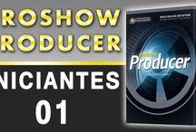 VÍDEO TUTORIAIS PROSHOW PRODUCER 5