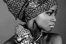 Nubian Head Wrap