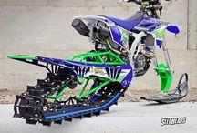 Dirt Bikes / Motorcycles
