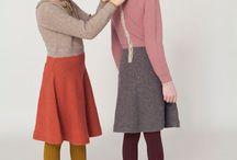 kleren de meisjes / by Anja D'Heedene