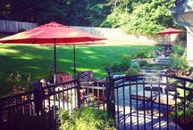 #ALMOSummer / Our summer 2016 contest asks to see photos of YOUR favorite #OutdoorLiving spaces! Click through for the album of entries.