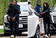 Kylie Jenner. and Travis Scott