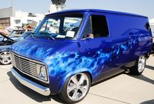 Van / What colour to paint my van