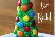 Gingerbread house/trees