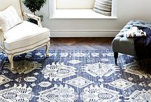 Bashian Unique Foundations on One Kings Lane / These one-of-a-kind rugs from Bashian come in a variety of palettes, so you are bound to find one that perfectly suits your unique space.