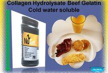 Number One Gelatin Supplier Australia - NuStrength.Com.Au / https://nustrength.com.au/product/nugel-700g/
