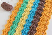 Crochet Projects / by Kayla Mitchell Kerstetter