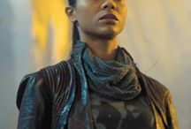 Zoe Saldana Star Trek Into Darkness Jacket / When the crew of the Enterprise is called back home, they find an unstoppable force of terror from within their own organization has detonated the fleet and everything it stands for, leaving our world in a state of crisis. With a personal score to settle,