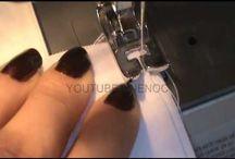 trucos de costura / Coser