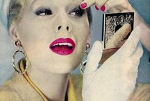 vintage makeup beauties