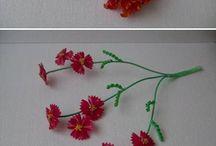 fiori con la pasta