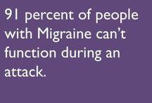 Migraines/Health / by Laura Hildebrand