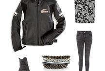 My favourite leather jackets  / Jackets that I think are awesome aka....awesome aka badass