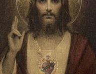 Jesus II / More artistic renderings of The Lord Jesus. Food for thought / by RM P